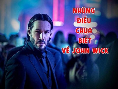 John Wick và những điều bạn có thể chưa biết