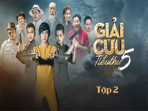 Phim ca nhạc: Giải Cứu Tiểu Thư (Phần 5) - Tập 2 - Hồ Việt Trung