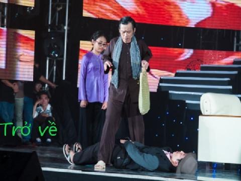 Hài kịch: Trở về - Chí Tài - Trường Giang