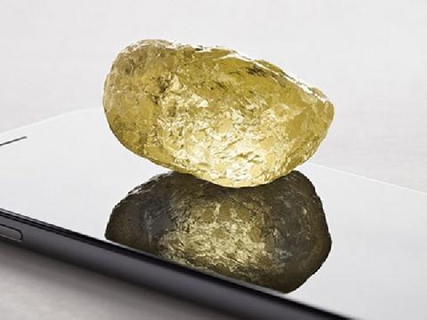 Tìm ra viên kim cương to bằng quả trứng gà
