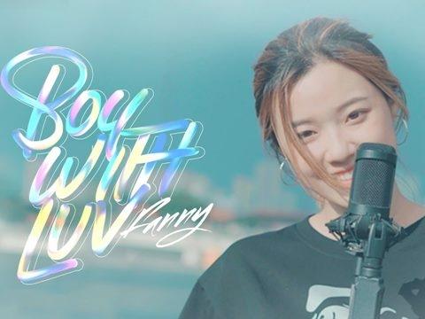''Boy With Luv'' của BST được Việt hóa cực đã tai, lại còn do gái xinh hát!