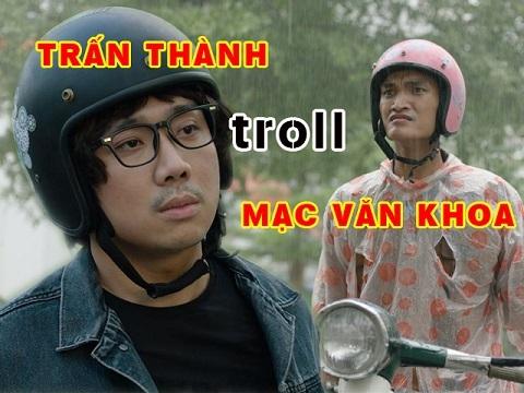 Cười phụt cơm xem Trấn Thành 'troll' Mạc Văn Kha
