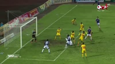Nam Định 2-0 Hà Nội (Vòng 11 V-league 2019)