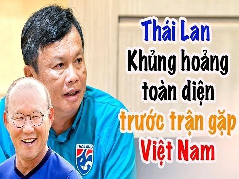 Thái Lan khủng hoảng, áp lực khi đối đầu Việt Nam tại King's Cup?