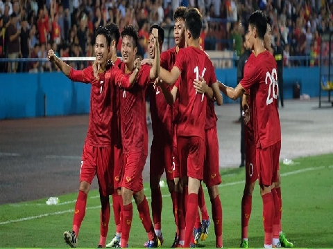 U23 Việt Nam 2-0 U23 Myanmar (Giao Hữu)
