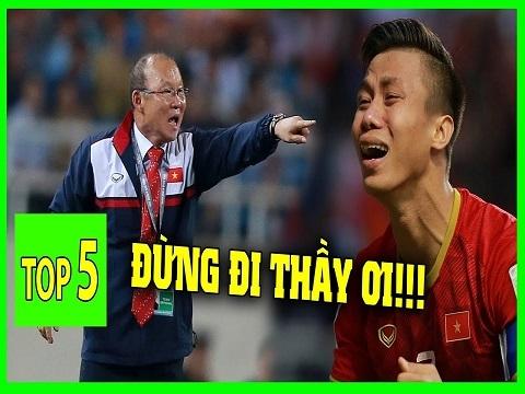 5 lý do HLV Park Hang-seo sẽ ở lại Việt Nam