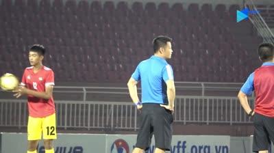 Phạm Văn Quyến - 'Thần đồng bóng đá' sau thành công của U15 SLNA