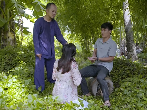 Hài Long Đẹp Trai, Mạc Văn Khoa: Thắm ơi về đi con Tập 1