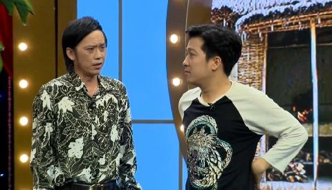Hài Hoài Linh Trường Giang 2019: Ăn trộm