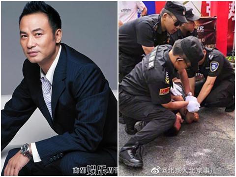 Sốc: Tài tử Hong Kong bị giang hồ đâm giữa sự kiện