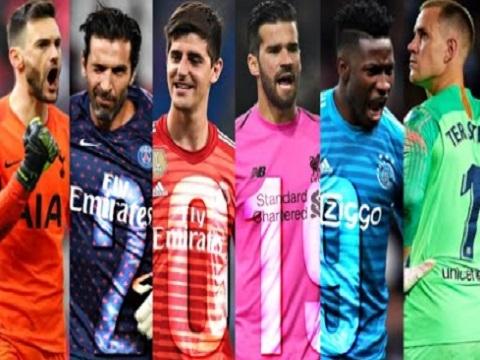 Các pha cứu thua đẹp nhất mùa giải 2018-19 (P5)