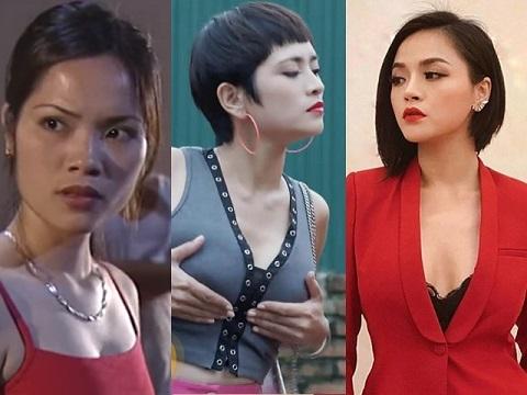 Những 'gái ngành' ấn tượng nhất phim truyền hình Việt