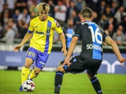 Công Phượng chơi ra sao trong trận ra mắt Sint-Truiden?