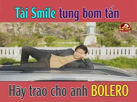 Tài Smile tung bom tấn 'Hãy trao cho anh' BOLERO hay phát khóc