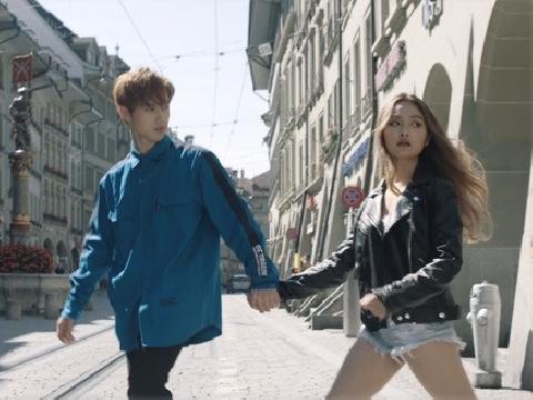 Jsol đẹp như trai Hàn, kể chuyện tình buồn đẹp trong MV mới của Viruss