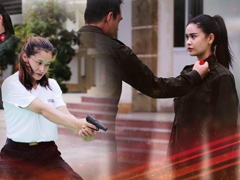 Mỹ Nhân Hành Động Tập 3: Trương Quỳnh Anh bức xúc bỏ thi, Phương Oanh leo lên dẫn đầu