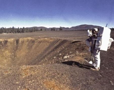 Tại sao các phi hành gia Mặt Trăng tập luyện ở khu thử bom hạt nhân?