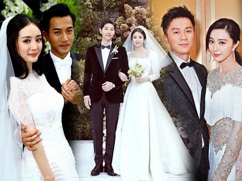 4 cặp đôi hot nhất Châu Á hứa hẹn thật nhiều rồi cũng chia tay
