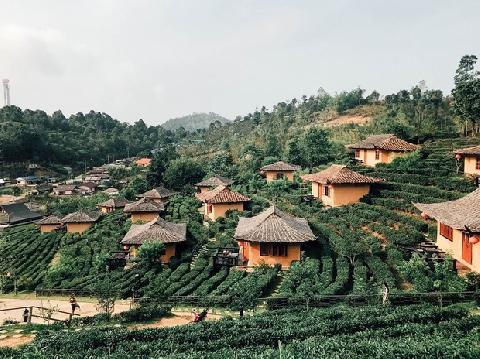 Muốn đổi gió hãy đến Mae Hong Son - thảo nguyên thơm lừng mùi gió