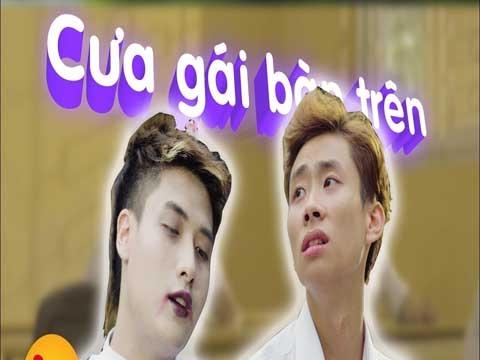Nhạc chế: CƯA GÁI BÀN TRÊN (Parody Tháng Cô Hồn)