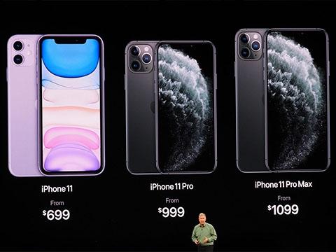 Bộ 3 iPhone 11 có gì đặc biệt?