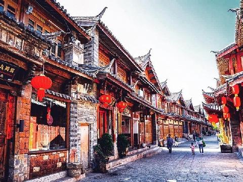 3 cổ trấn đẹp nhất Trung Quốc