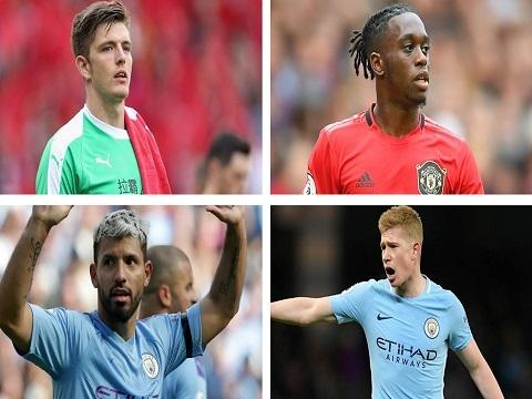 Đội hình 11 cầu thủ hay nhất Ngoại hạng Anh cho đến thời điểm này