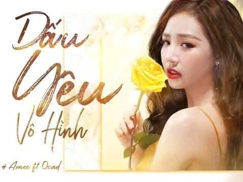 AMEE táo bạo tắm bồn mời gọi trai đẹp trong MV mới cùng OSAD