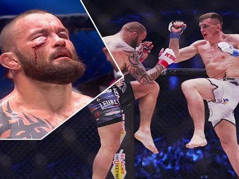 Các pha knock-out MMA đẹp nhất nửa đầu năm 2019 (P4)