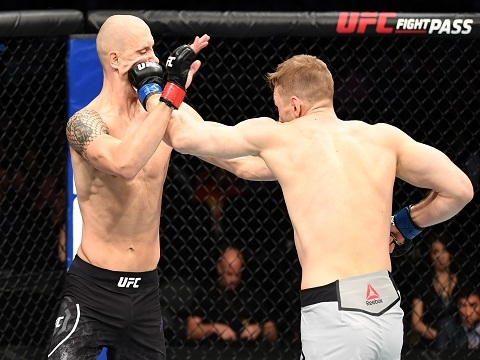 Các pha knock-out MMA đẹp nhất nửa đầu năm 2019 (P5)