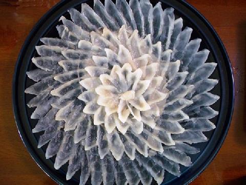 Món ăn tử thần - fugu