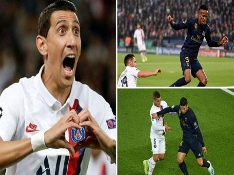 Điểm nhấn PSG 3-0 Real (C1): Cơn ác mộng người cũ & thất vọng tân binh