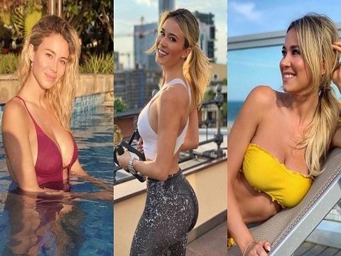 Những nữ MC thể thao nóng bỏng nhất thế giới (P3)