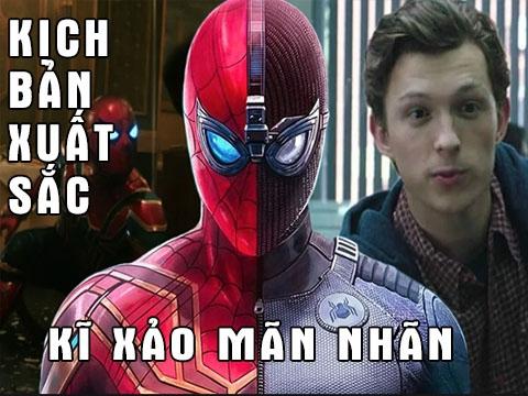 Spider-man: Far From Home - Kịch bản xuất sắc, đồ họa đỉnh cao, khán giả hài lòng