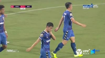 Viettel 2-1 Bình Dương (Vòng 24 V-league 2019)