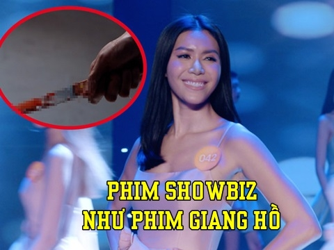'Hoa Hậu Giang Hồ': Phim showbiz mà không khác gì xã hội đen