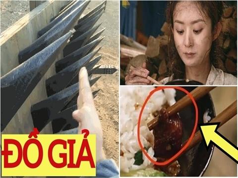 Sự thật khôi hài đằng sau đồ ăn, vũ khí trong phim Hoa ngữ