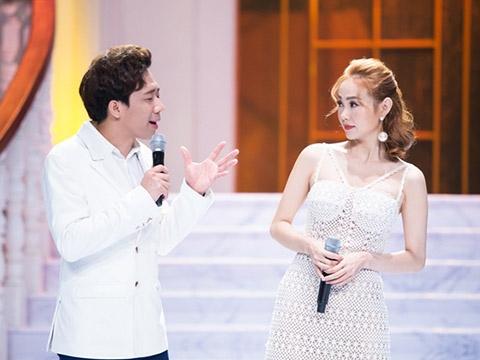 Minh Hằng ''sợ muốn tụt quần'' khi bị Trấn Thành hỏi cưới