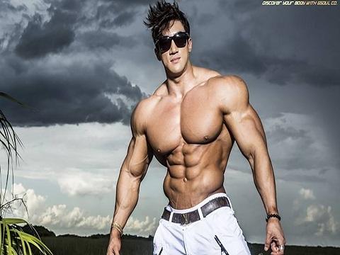 10 người có cơ bắp 'khủng' nhất ngoài đời thực (P1)