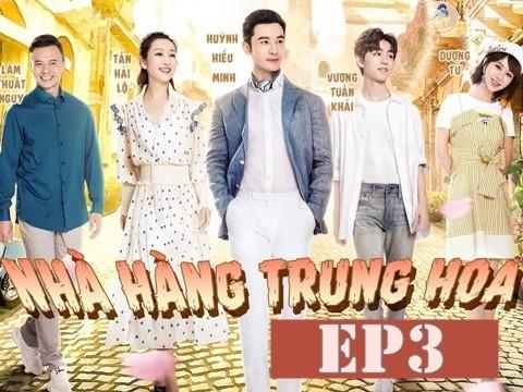 Nhà Hàng Trung Hoa mùa 3 - Tập 3 (P2/3)