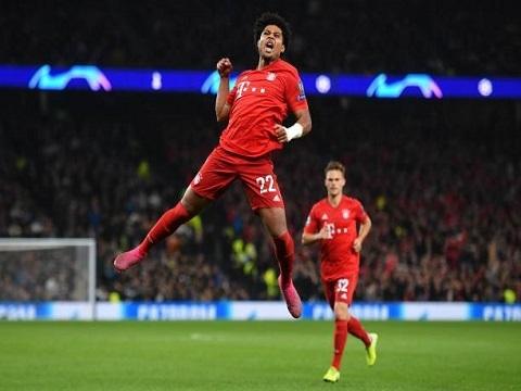 Tottenham 2-7 Bayern Munich (Vòng bảng Champions League 2019/20)