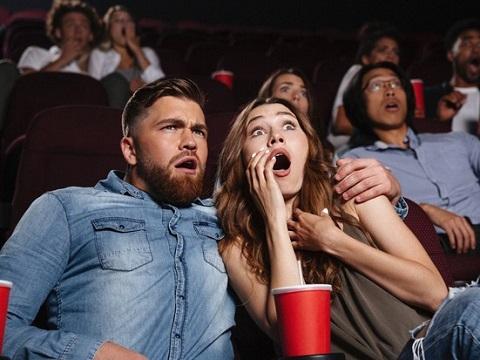 Phim kinh dị giúp các cặp đôi có cuộc sống tình cảm bền lâu, hạnh phúc