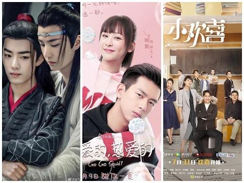 Top 9 phim Hoa Ngữ được tìm kiếm nhiều nhất trong hè 2019