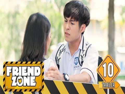 FRIENDZONE (TẬP 10): Hot Girl Phũ Phàng Từ Chối Tình Cảm Của Bạn Thân