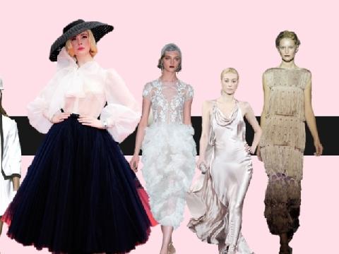 Phụ nữ suốt 100 năm qua ưa chuộng những kiểu váy nào?