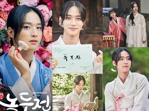 Jang Dong Yoon - Mỹ nam giả gái đẹp hút hồn, lấn át cả Kim So Hyun