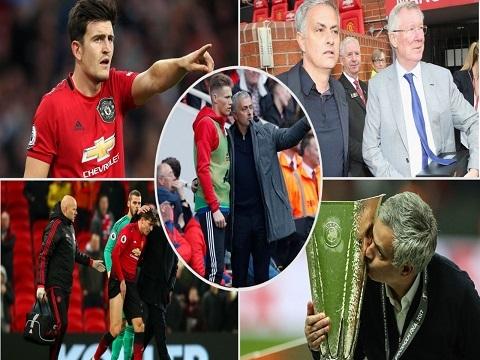 5 lý do vì sao Mourinho xứng đáng trở lại M.U thay Solskjaer