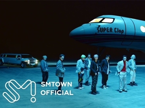Super Junior khiến fan nhớ lại thời hoàng kim với MV siêu sôi động