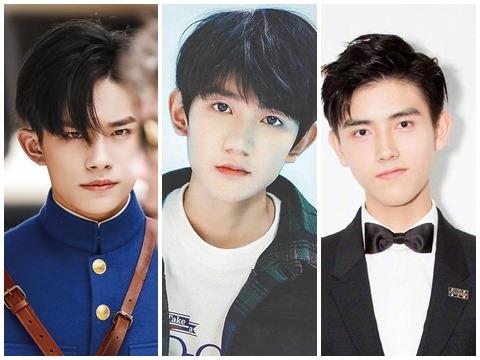 5 nam diễn viên sinh năm 2000 nức danh chốn Cbiz