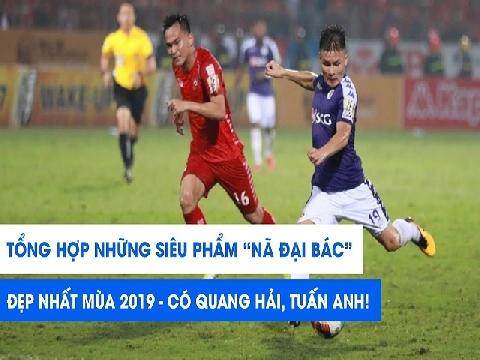 Tổng hợp những siêu phẩm sút xa đẹp nhất V-league 2019